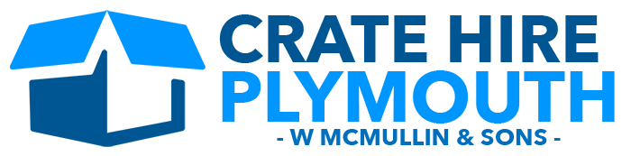 Crate Hire Plymouth - Home and Office Removal Crate Hire